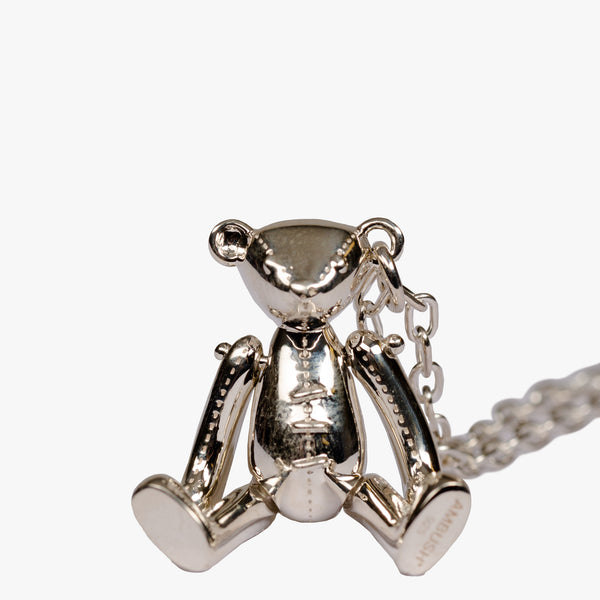 KK Teddy Bear Charm Necklace