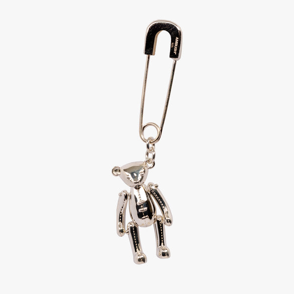 KK Teddy Bear Charm Earring