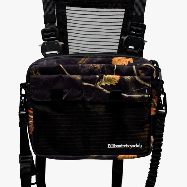 Tree Camo Chest Bag