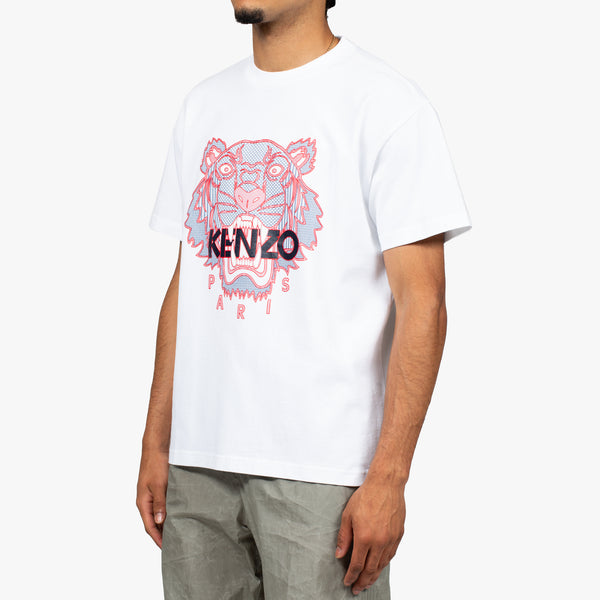 Silicone Tiger T-Shirt