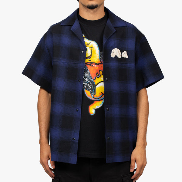 Palm Bear Bowling Shirt