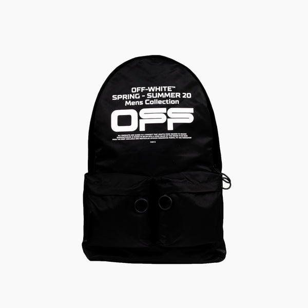 OFF Wavy Backpack
