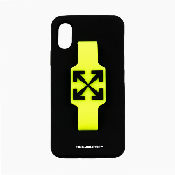 iPhone XS MAX Cover w/ Finger Grip