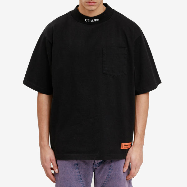 CTNMB Turtleneck Pocket T-Shirt