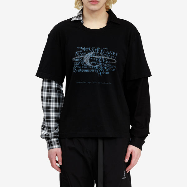 Double Layered LS Tee