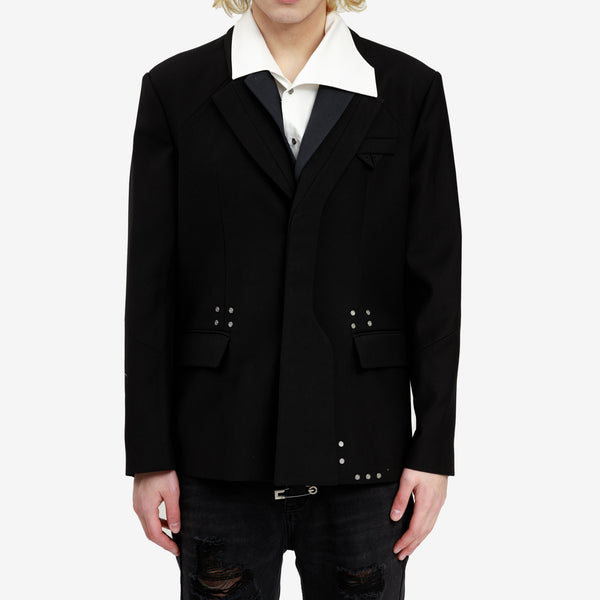 Layered Variant Tailored Jacket
