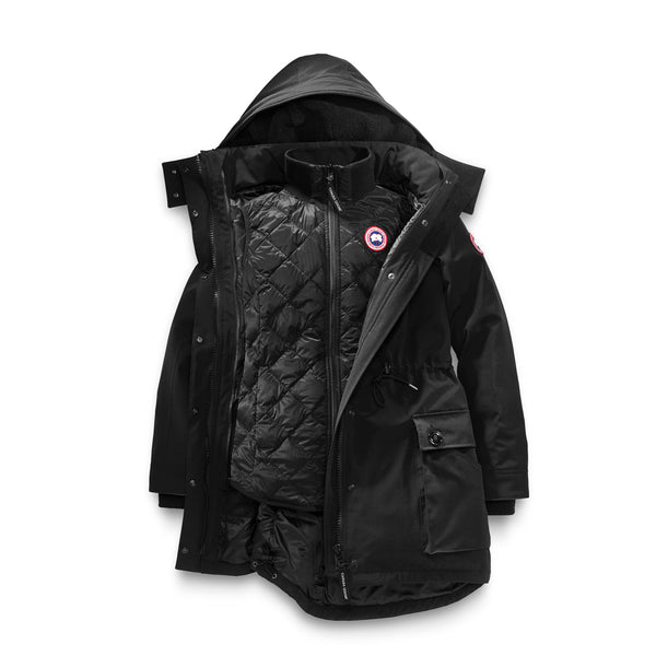 Ladies Perley 3 in 1 Parka