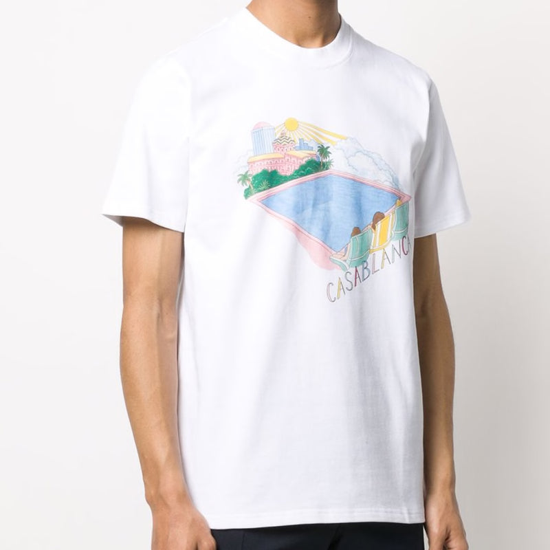 Casablanca Pool T-Shirt