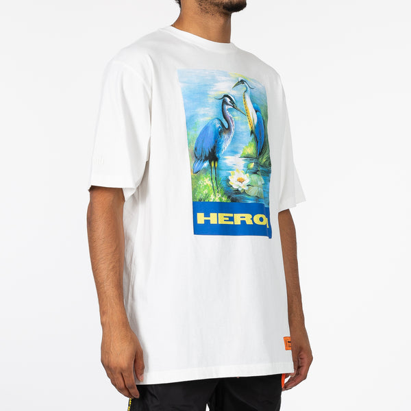 Permanent Heron T-Shirt