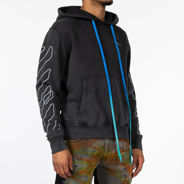 Abstract Arrows Hoody