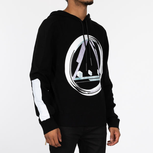 Icon Knit Hoody