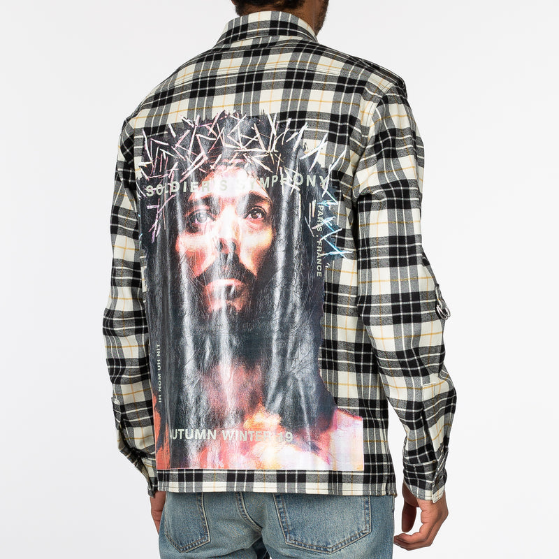 Jesus Wool Shirt