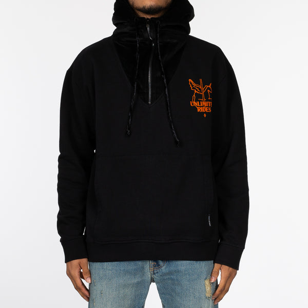 Ride Heart Wings Hoody