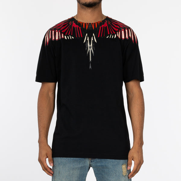 Geometric Wings T-Shirt