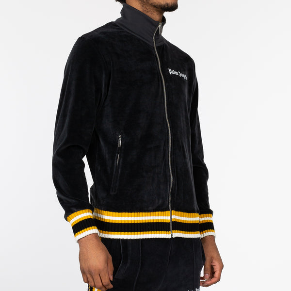 Chenille Track Jacket