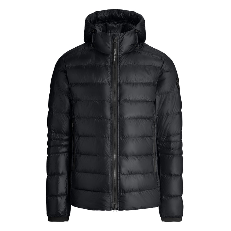 Crofton Down Hoody Black Label