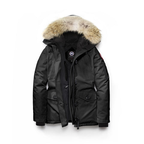 Canada Goose Ladies Montebello Parka at Feuille Luxury - 1