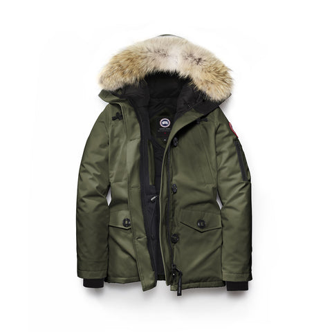 Canada Goose Ladies Montebello Parka at Feuille Luxury - 2