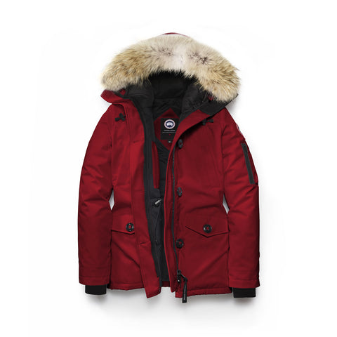 Canada Goose Ladies Montebello Parka at Feuille Luxury - 3