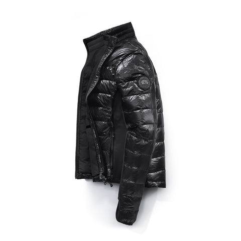 Canada Goose Ladies HyBridge Lite Black Label Jacket at Feuille Luxury