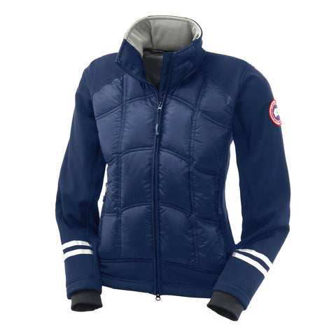 Canada Goose Ladies Hybridge Jacket at Feuille Luxury - 1