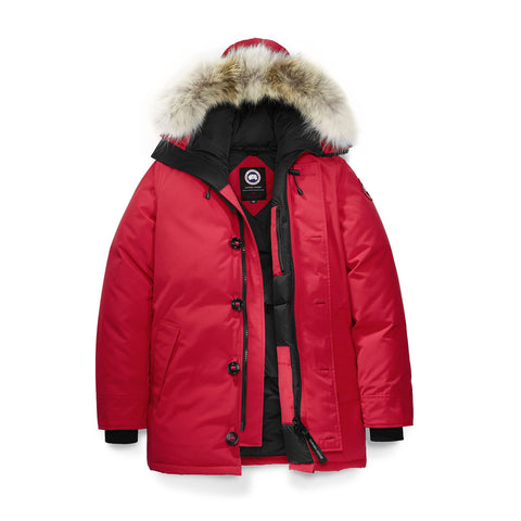 Canada Goose Mens Chateau Parka at Feuille Luxury - 3