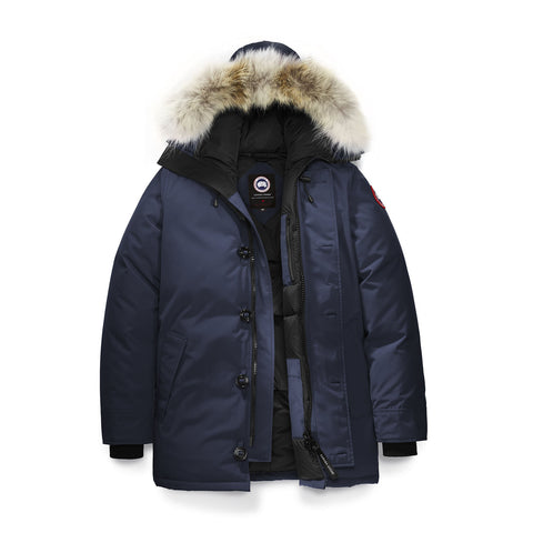 Canada Goose Mens Chateau Parka at Feuille Luxury - 4