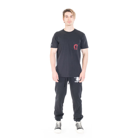 Chrome Hearts Unisex Cemetery Cross Sweatpants at Feuille Luxury - 7