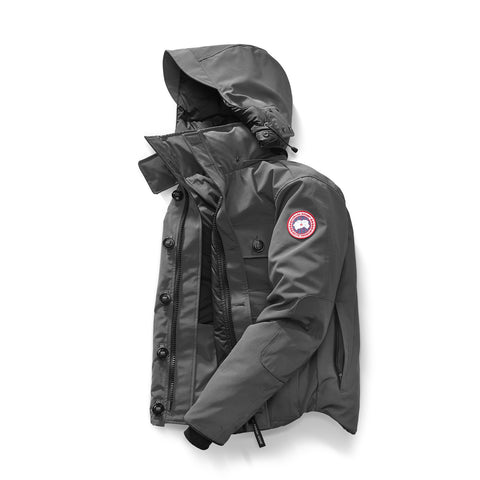 Canada Goose Mens Selkirk Parka at Feuille Luxury - 1