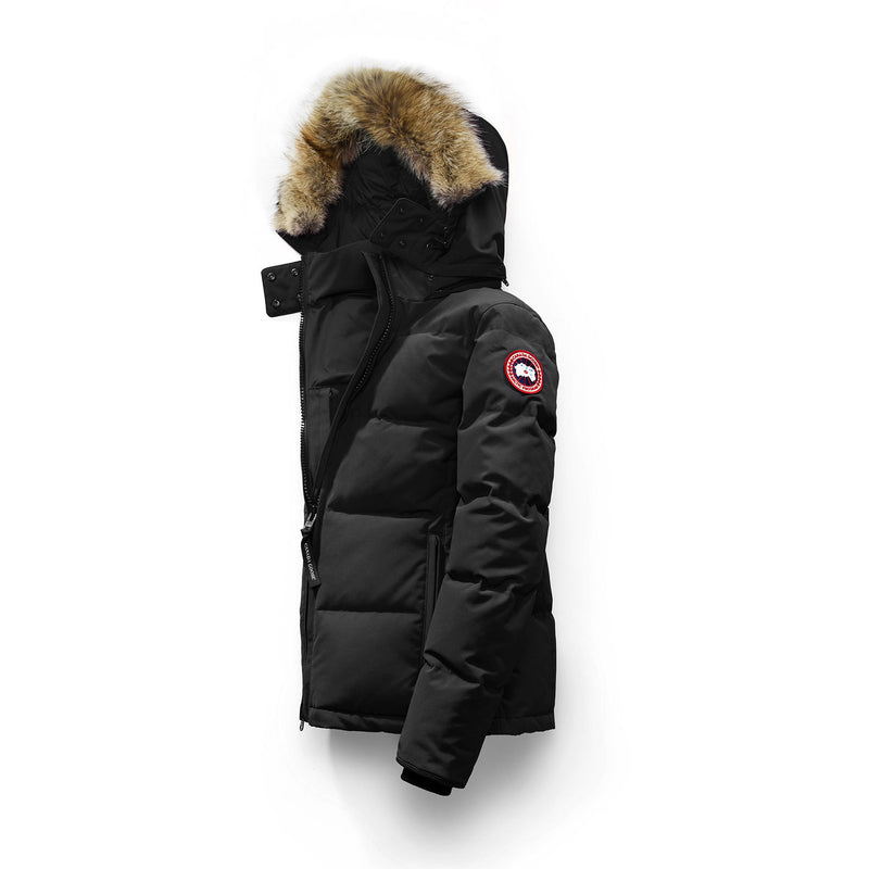 Canada Goose Ladies Chelsea Parka at Feuille Luxury - 3