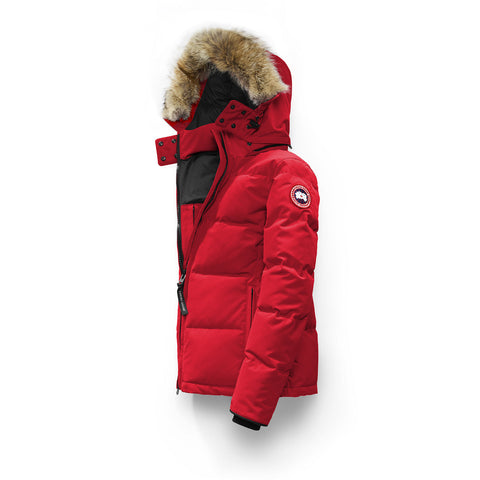 Canada Goose Ladies Chelsea Parka at Feuille Luxury - 2