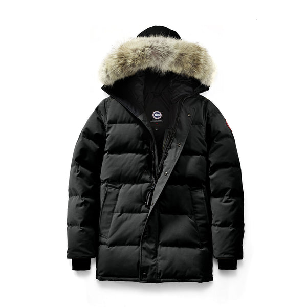 Canada Goose Mens Carson Parka at Feuille Luxury - 2
