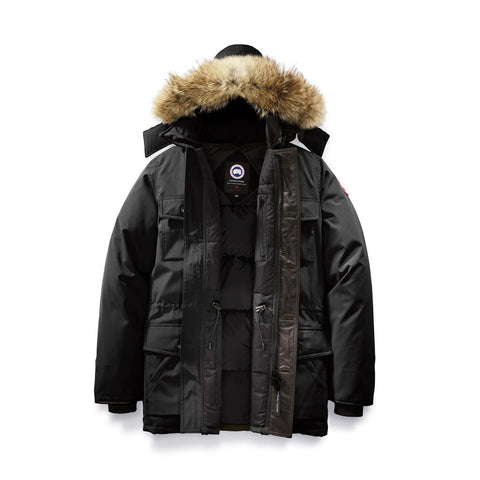 Canada Goose Mens Banff Parka at Feuille Luxury - 2