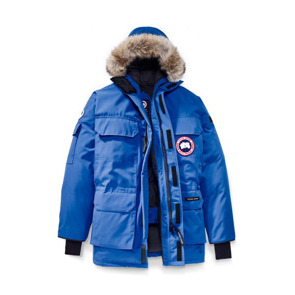 Canada Goose Mens Expedition PBI Parka at Feuille Luxury