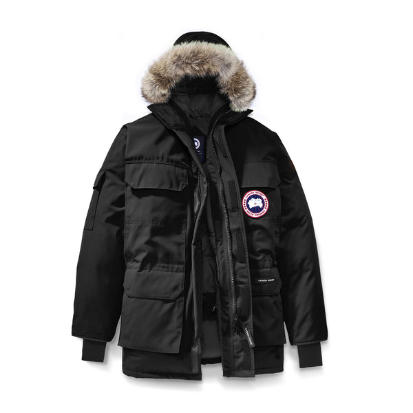 Canada Goose Mens Expedition Parka at Feuille Luxury - 2
