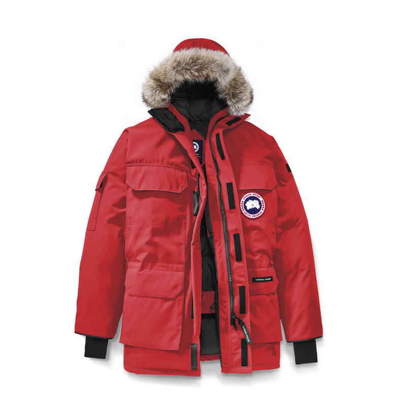 Canada Goose Mens Expedition Parka at Feuille Luxury - 1