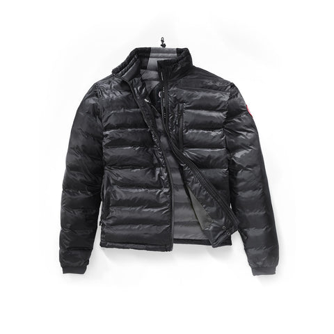 Canada Goose Mens Lodge Jacket at Feuille Luxury