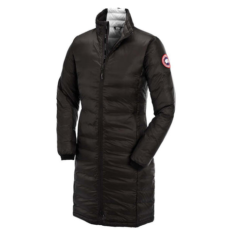 Canada Goose Ladies Camp Coat at Feuille Luxury