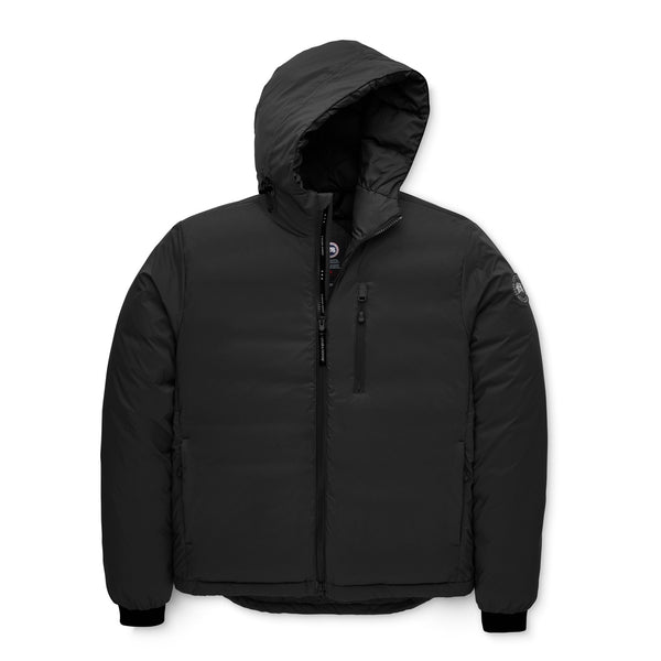 Lodge Down Hoody Black Label