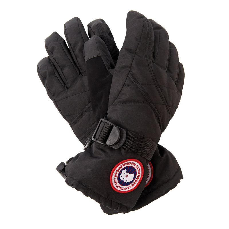 Canada Goose Ladies Down Gloves at Feuille Luxury