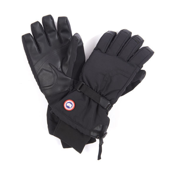 Canada Goose Mens Down Gloves at Feuille Luxury