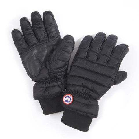 Canada Goose Ladies Lightweight Gloves at Feuille Luxury
