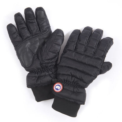 Canada Goose Mens Lightweight Gloves at Feuille Luxury
