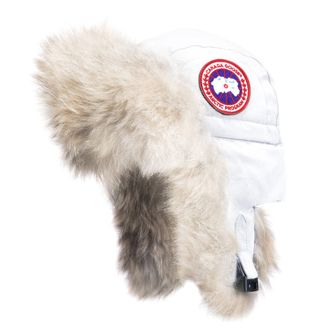 Canada Goose Aviator Hat at Feuille Luxury - 2