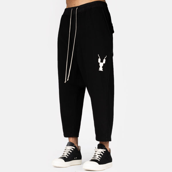 Larry Drawstring Cropped Pants