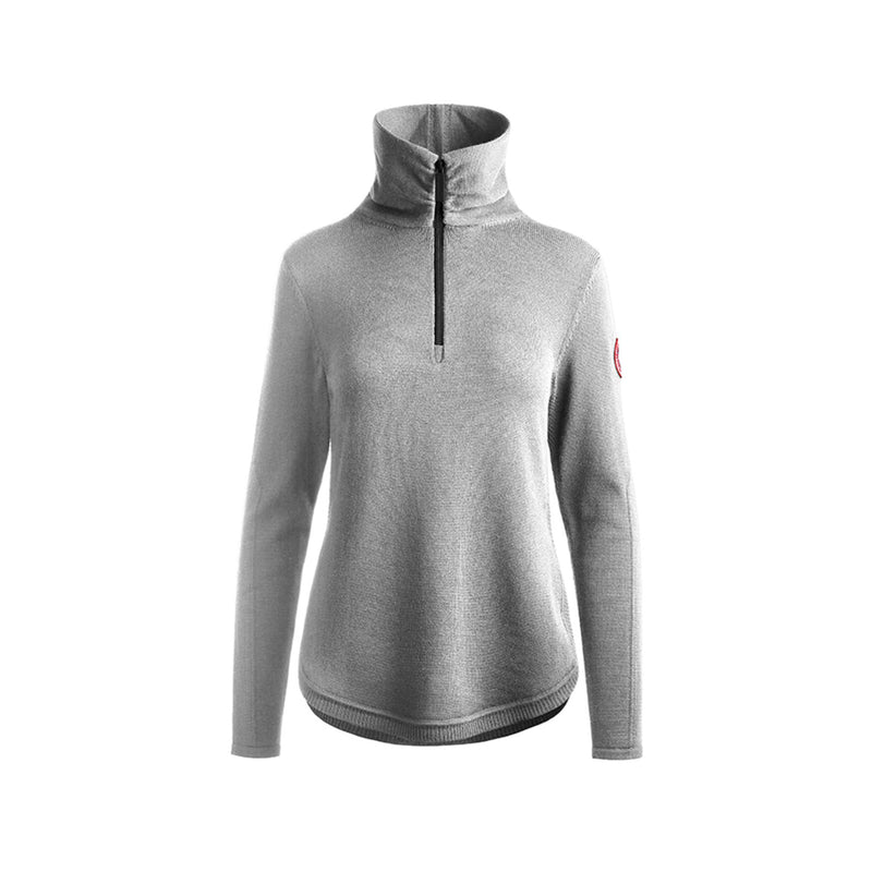 Ladies Fairhaven 1/4 Zip Sweater