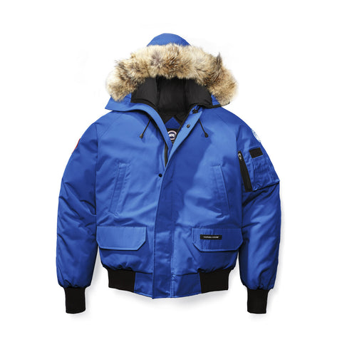 Canada Goose Mens Chilliwack PBI Bomber at Feuille Luxury