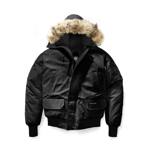 Canada Goose Mens Chilliwack Bomber at Feuille Luxury - 2