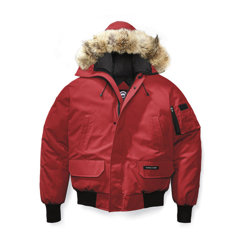Canada Goose Mens Chilliwack Bomber at Feuille Luxury - 1