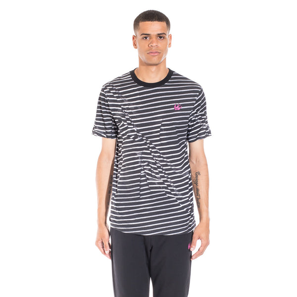 Alexander McQueen McQ Crew All Over Print Tee at Feuille Luxury - 1